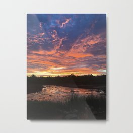Sunrise I Metal Print