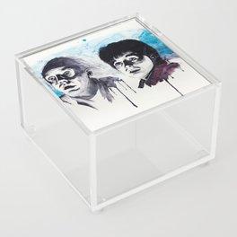 Doc & Marty Acrylic Box