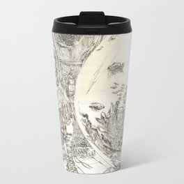 Storm  Metal Travel Mug