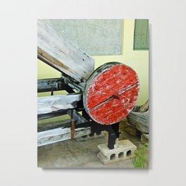 Moledora del Jibaro Metal Print