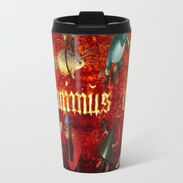 Hieronymus Bosch Collage Travel Mug