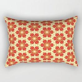 Sweet Sakura Rectangular Pillow