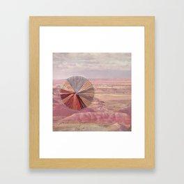 What It Was Like Framed Art Print
