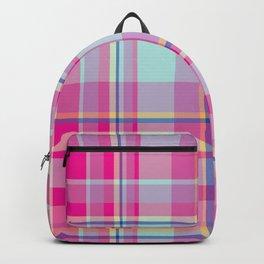 Plaid_Series 1 Backpack