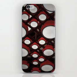Light the Drums iPhone Skin