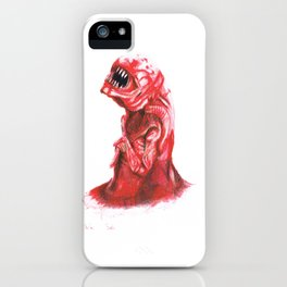 Chestburster iPhone Case