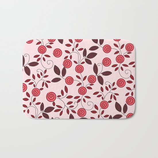 color 5 Bath Mat
