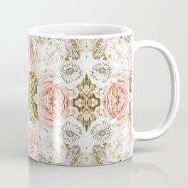 Vintage Floral Two Coffee Mug