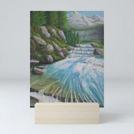 River Mini Art Print