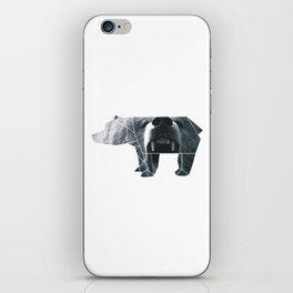 ORIGAMI BEAR iPhone Skin