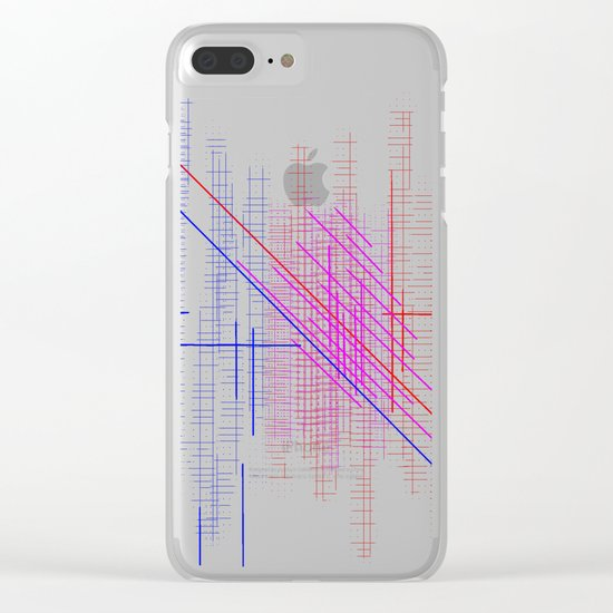 17.4 Clear iPhone Case