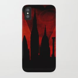 COLLAGE LOVE: Street Life  iPhone Case