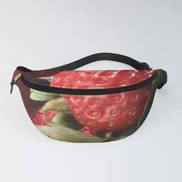 Just Strawberries Fanny Pack