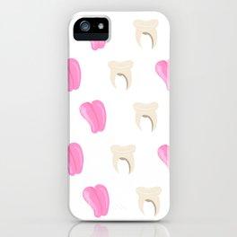 Chew iPhone Case