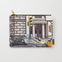 At the Junction Carry-All Pouch