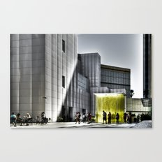 LACMA - Los Angeles County Museum of Art Canvas Print