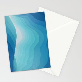Peering out Stationery Cards