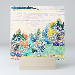 Spring arrived Mini Art Print