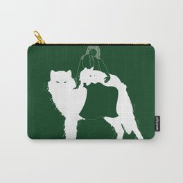 Mother of Wolves Carry-All Pouch