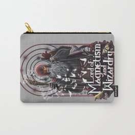 Lord of MAgnetism and Wizardry Carry-All Pouch