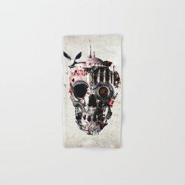 Istanbul Skull Hand & Bath Towel