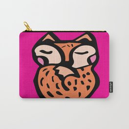 Into The Wild Fox  Carry-All Pouch