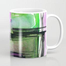 Magic Window No. 3c By Kathy Morton Stanion Coffee Mug