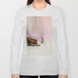 A Serene Life 3A - by Kathy Morton Stanion Long Sleeve T-shirt