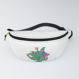Wizard & Dragon Fanny Pack