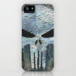 Punisher iPhone Case