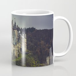 Eltz castle panoramic shot Coffee Mug