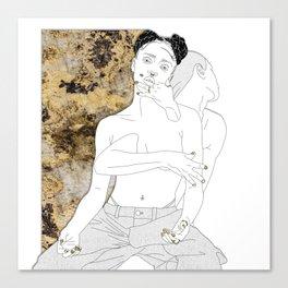 M3LL155X Canvas Print