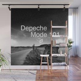 Depeche 101 Mute Promo Wall Mural