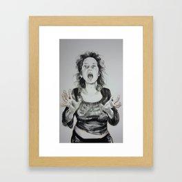 Scream 2016 Framed Art Print