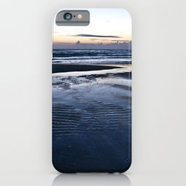 Blue Call of the Sea iPhone Case
