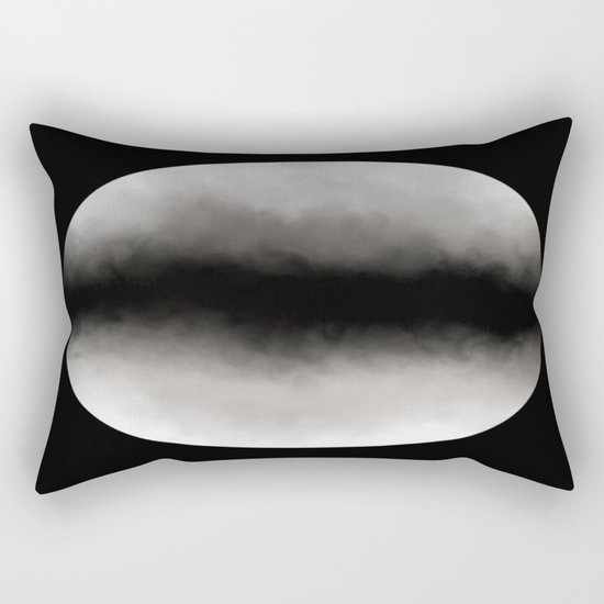 Into The Void Rectangular Pillow