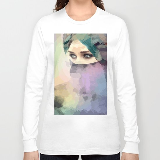 Windows to the Soul Long Sleeve T-shirt