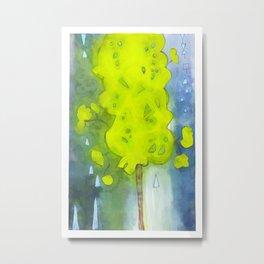 Whee, a Tree! Metal Print
