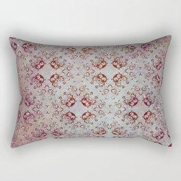 Damask Vintage Pattern 03 Rectangular Pillow