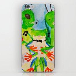 Choir iPhone Skin