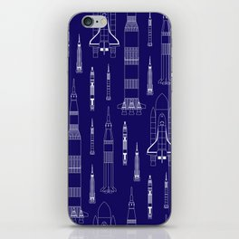 How We Get To Space iPhone Skin