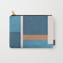 Intercepts, Geometric Forms Shapes Carry-All Pouch