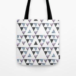 trinagles Tote Bag