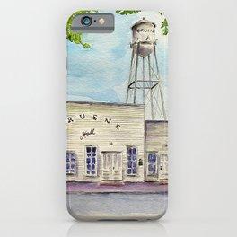 Greune Hall - Texas's Oldest Dance Hall iPhone Case
