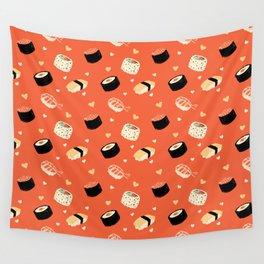 SushiSushi Wall Tapestry