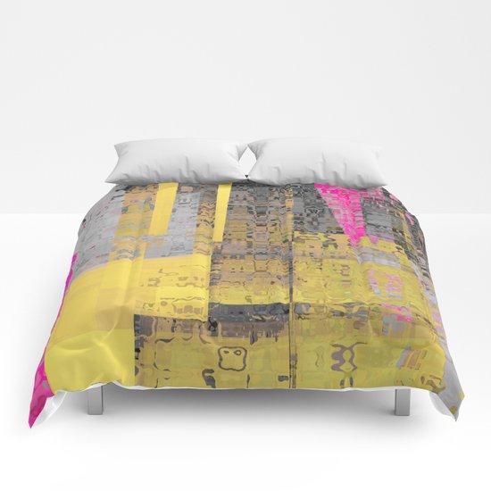 six thirty seven 2d Comforters