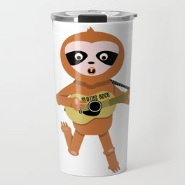 Sloths rock Travel Mug