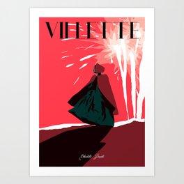 Villette Art Print