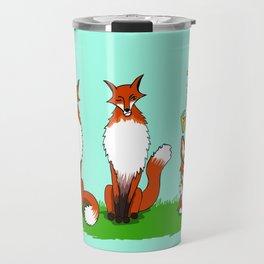 I is FOX! Travel Mug