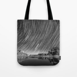 World Spin Tote Bag